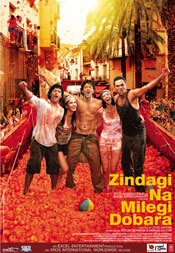 spanish translation for zindagi na milegi dobara